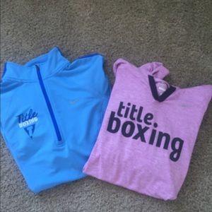 Nike Title Boxing Jacket Bundle!